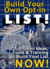 Thumbnail Build Your Own List E Course With PLR MRR