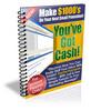 Thumbnail PLR MRR Youve Got Cash