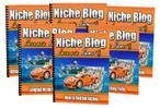 Thumbnail Niche Blog Affiliate Profits With PLR MRR