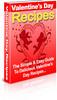 Thumbnail Valentine Recipes With PLR MRR