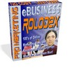 Thumbnail Ebook Rolodex With PLR