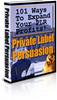 Thumbnail Private Label Persuasion