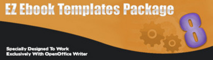 Thumbnail EZ Ebook Template Package With MRR