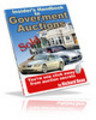 Thumbnail Handbook to Government Auctions With PLR