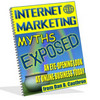 Thumbnail Internet Marketing Myths Exposed With PLR