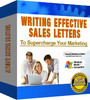 Thumbnail Effective Sales Letters With PLR