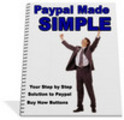 Thumbnail Paypal Made Simple With PLR