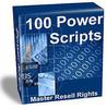 Thumbnail 100+ Power Scripts With PLR