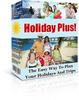 Thumbnail Holiday Plus Mini Site With PLR