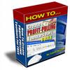 Thumbnail Profit Pulling Toolbars Marketing Kit With PLR