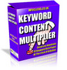 Thumbnail Keyword Content Multiplier With PLR