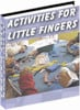 Thumbnail Activities For Little Fingers With PLR