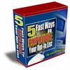 Thumbnail OptIn Fast Marketing Kit With PLR
