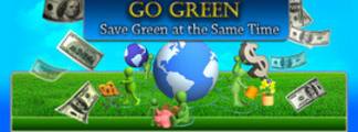 Thumbnail *New* Go Green Save Green in 2009 With MRR