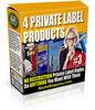 Thumbnail 4 Private Label Rights E-Books Full Package