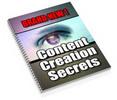 Thumbnail Content Creation Secret With MRR