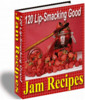 Thumbnail 120 Lip-Smacking Good Jam Recipes With PLR