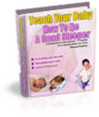 Pay for Baby Sleep eBook