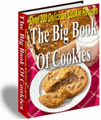 Pay for The Big Book Of Cookies
