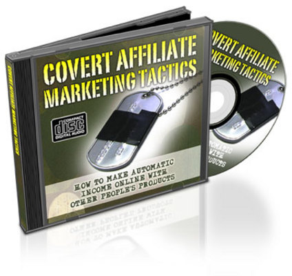Pay for Covert Affiliate Marketing Tactics With MRR