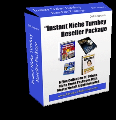 Pay for Instant Niche Turnkey Reseller Package With MRR