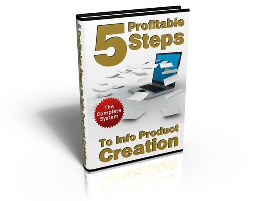 Pay for *New*5 Profitable Steps To Info Product Creation With MRR