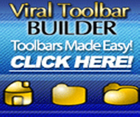 Pay for Viral Toolbar Builder With PLR