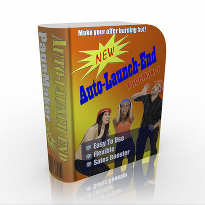 Pay for Auto Launch End Pagemaker With MRR