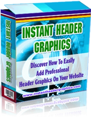 Pay for Instant Header Graphics With PLR