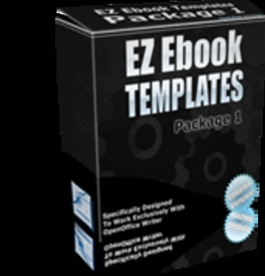 Pay for EZ eBook Templates Pack V1 With MRR