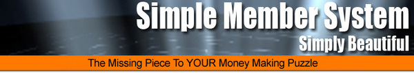 Pay for Simple Member System Script With MRR