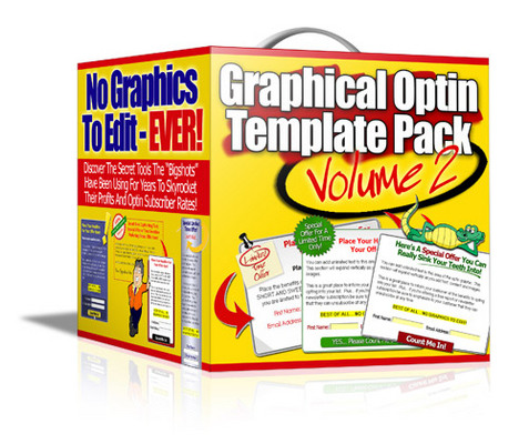 Pay for Graphical Optin Temp Pack