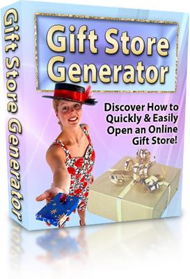 Pay for PLR MRR Gift Store Generator