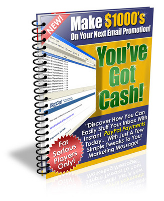 Pay for PLR MRR Youve Got Cash