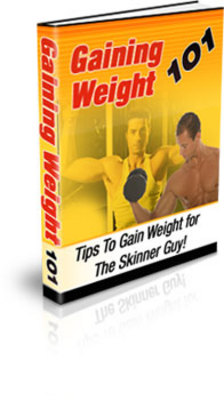 Pay for *New* Ebook Gaining Weight 101 With PLR