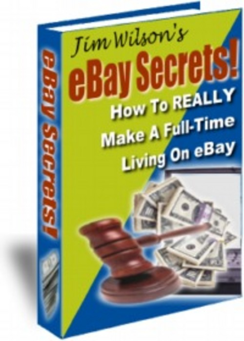 Pay for Ebay Success Package With PLR