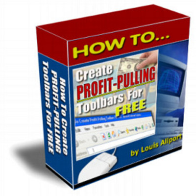 Pay for Profit Pulling Toolbars Marketing Kit With PLR