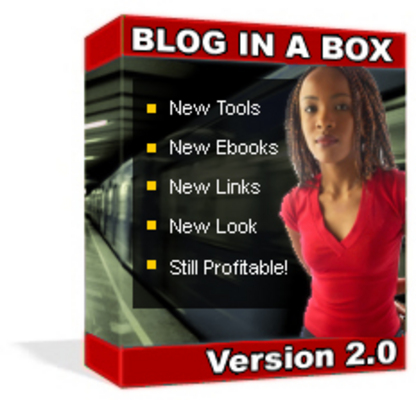 Pay for Blog in a Box Reseller Pack With PLR