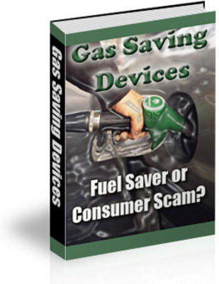 Pay for *New* Gas Saving Devices With PLR