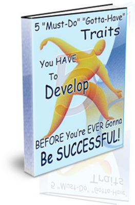 Pay for *New* 5 Traits For Success FullPack in 2008 With PLR