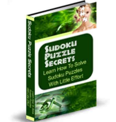 Pay for Sudoku Puzzle Secrets With PLR