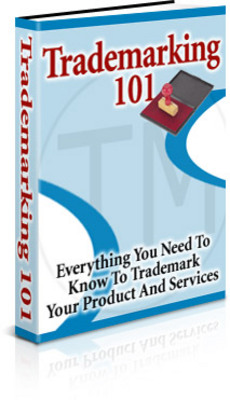 Pay for Trademarking 101 Manual With PLR