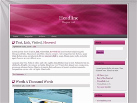 100 PLR Premium Wordpress Themes - Download Templates / Flash