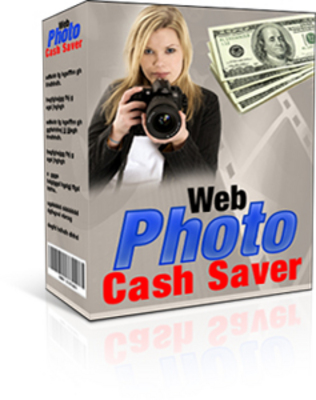 Pay for Web Photo Cash Saver With MRR