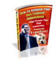 Thumbnail Pack of Wealth Building PLR- Books & Articles