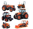 Thumbnail Kubota B2400HSD Tractor Illustrated Master Parts Manual