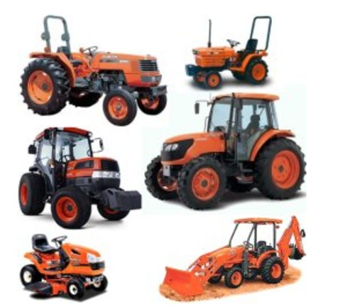 Pay for Kubota B1550D Tractor Illustrated Master Parts Manual