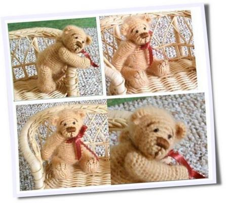 Free Bear Patterns - Beary Cheap Teddy Bear Making Supplies the
