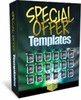 Thumbnail Special Offer Templates