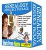 Thumbnail Genealogy Resource Package